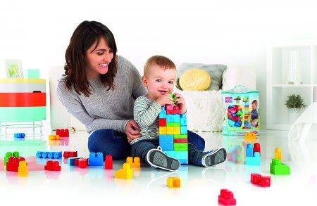 first lego blocks