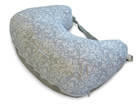 Boppy Two-Sided Breastfeeding Pillow