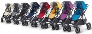 Uppababy Strollers