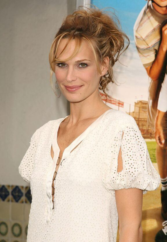 "Molly Sims during ""Benchwarmers"" Los Angeles Premiere"
