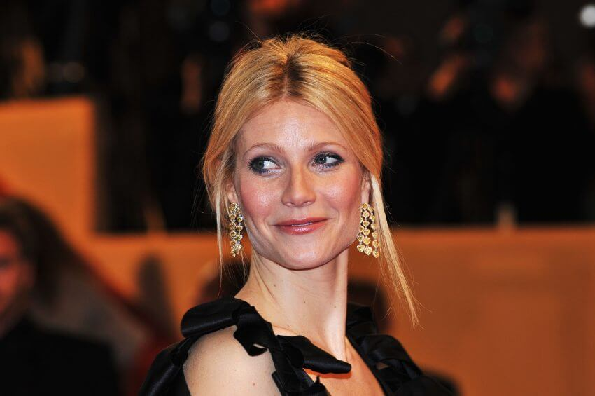 Actress Gwyneth Paltrow attends the 'Two Lovers' Premiere
