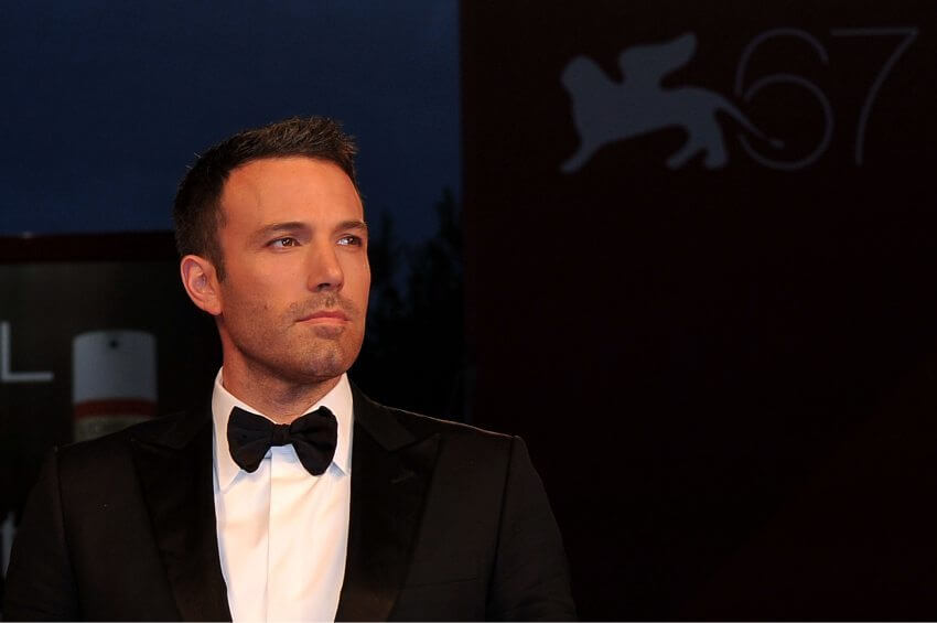Ben Affleck attends the 'The Town' Premiere