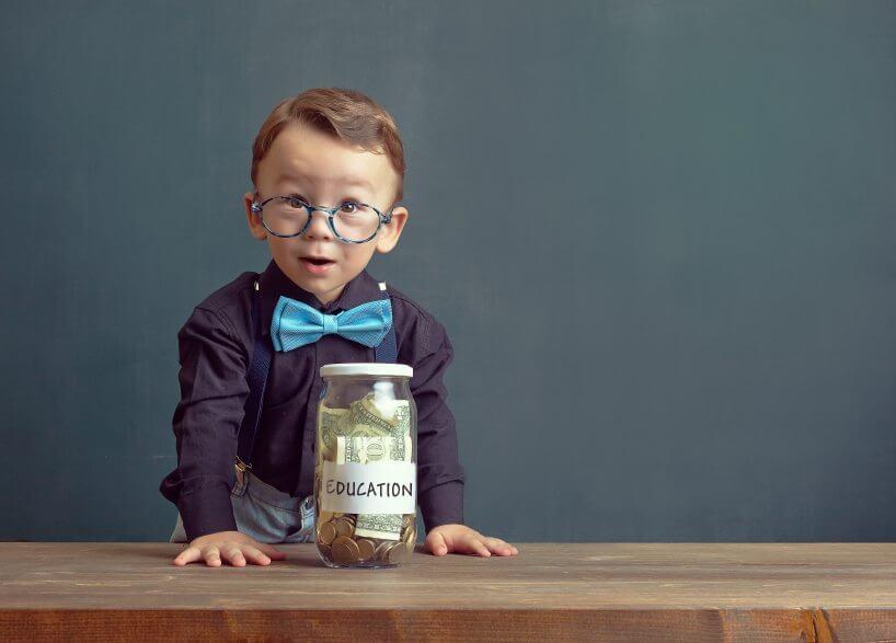 Budgeting child