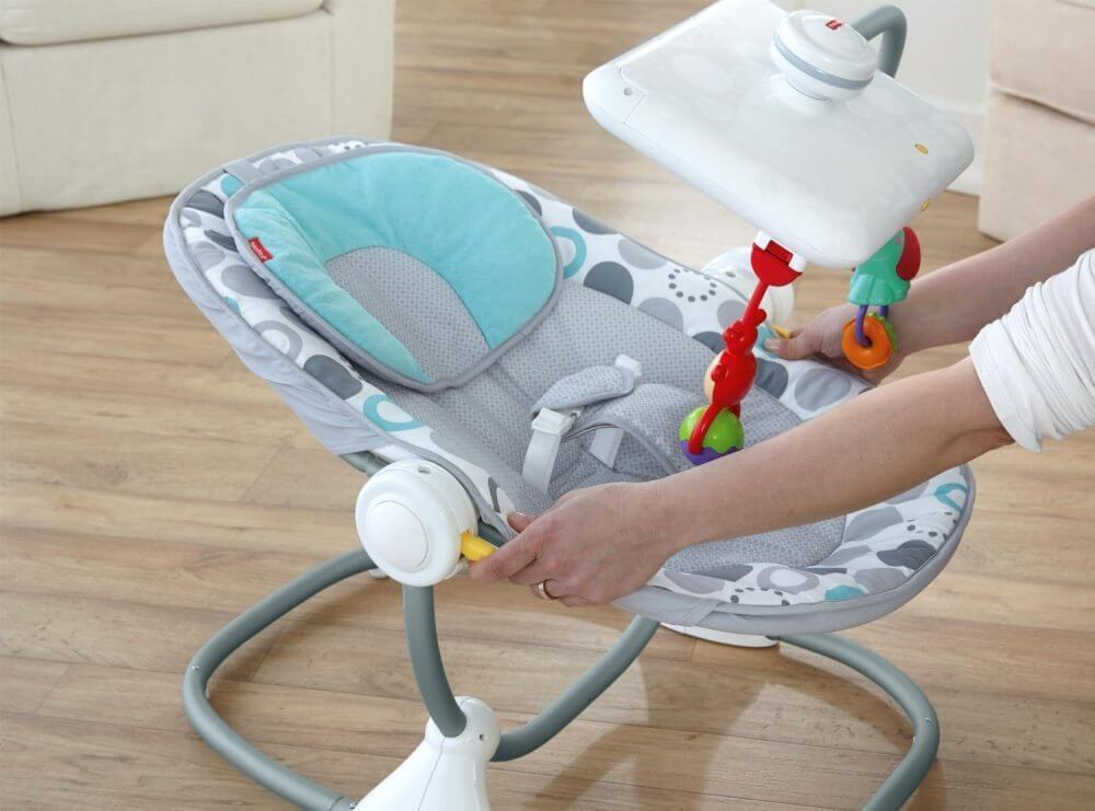 iPad Baby Seat