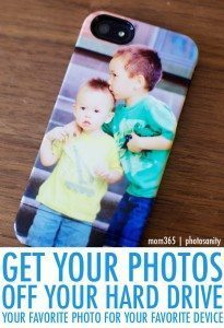 Get Your Photos off Your Hard Drive-Your Favorite Photo for Your Favorite Device