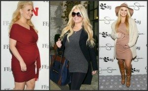 jessica simpson pregnancy photos