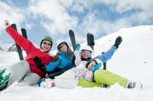 Here's how to keep kids entertained this winter.