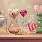 Valentine's Day is the perfect day for crafting!
