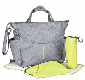 Urban Sumo Messenger Diaper Bag & Backpack By Okiedog