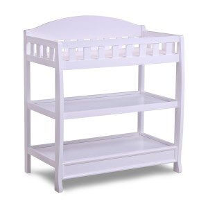 Delta Children Infant Changing Table with Pad