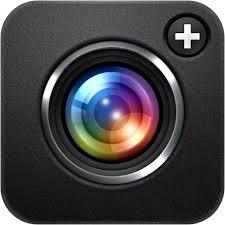 camera plus app logo