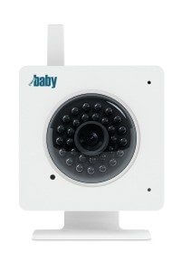 WiFi Baby 4: HD Wireless iPhone, iPad, Android Baby Monitor & Nanny Cam DVR