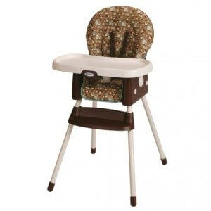 Graco SimpleSwitch Highchair and Booster