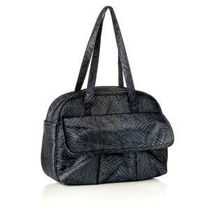 Bumkins Nixi Arcata Recycled Fabric Diaper Bag