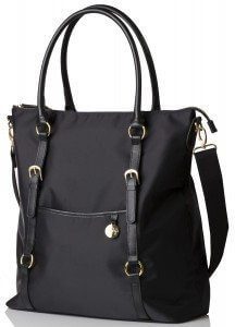 PacaPod Cromwell Black Designer Baby Changing Bag