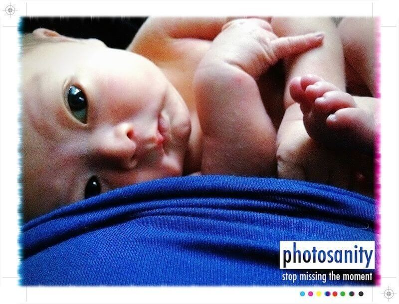 3 Quick Tips to Take Better Photos of Your Baby