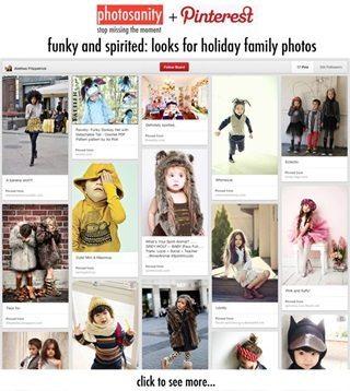 Pinterest screenshot of kids playing dress up