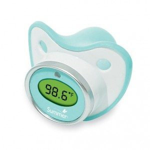 Summer Infant Pacifier Thermometer,