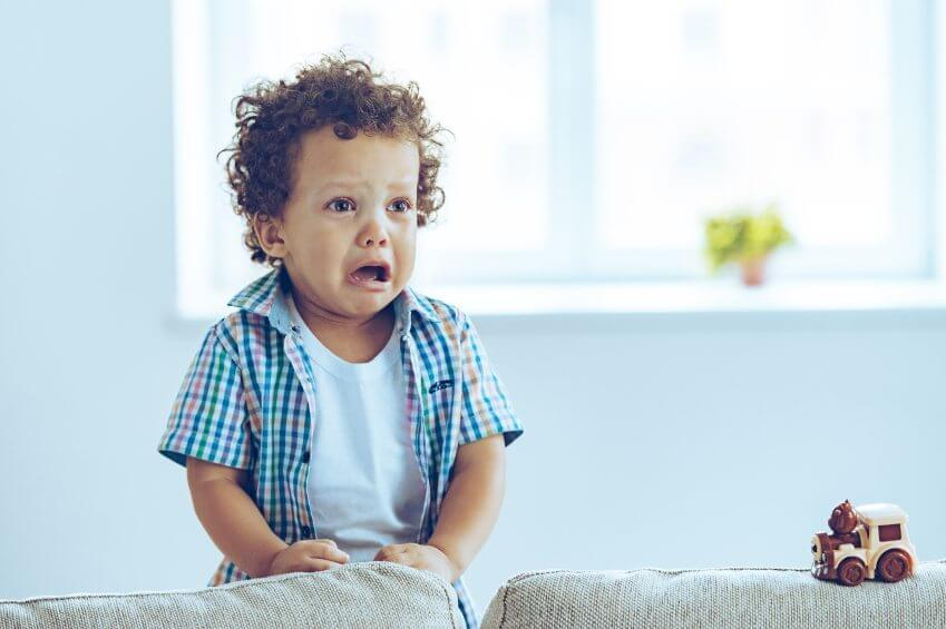 10 Worst Places for Toddlers to Throw a Tantrum