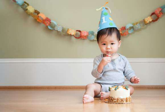 Why You Should Throw Your Baby a First Birthday Party