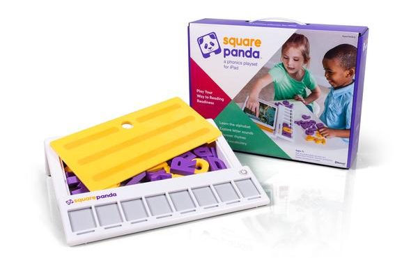 Square Panda Phonics Playset