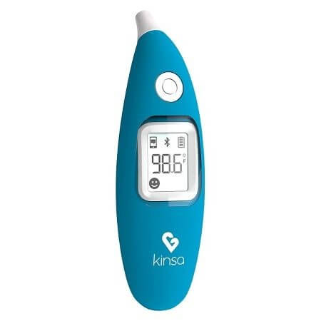 This thermometer brings taking a temperature into the modern age.