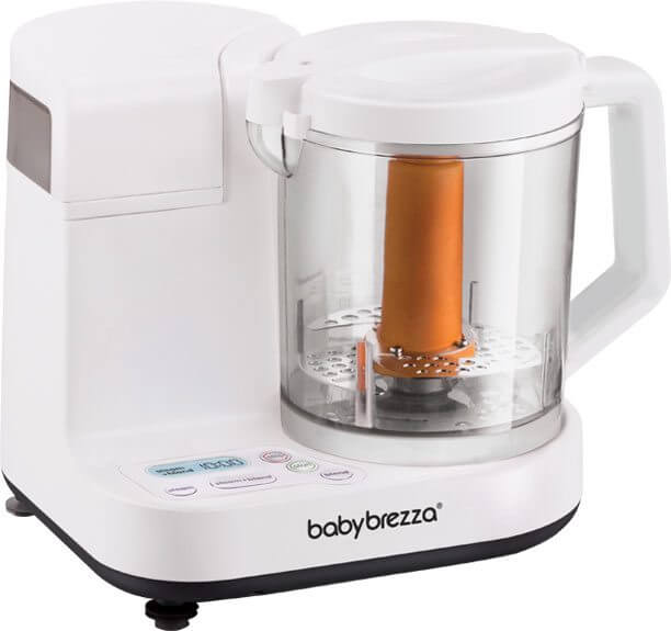 Baby Brezza Glass One-Step Food Maker