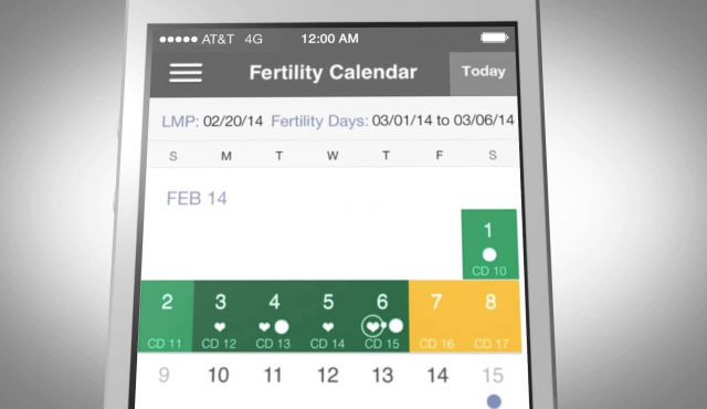 BabyMed Pregnancy and Fertility Calendar Calculator and App
