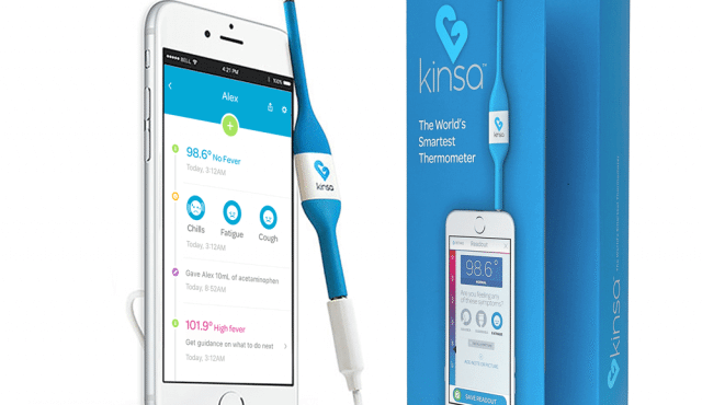 Kinsa Smart Stick Thermometer