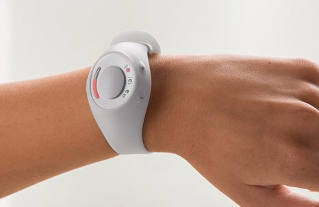 Babble Band Wearable Monitor
