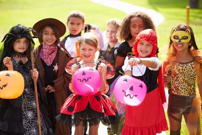 The Top Halloween Costumes for Kids