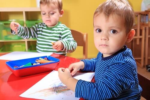 Making Toddler Playdates Work
