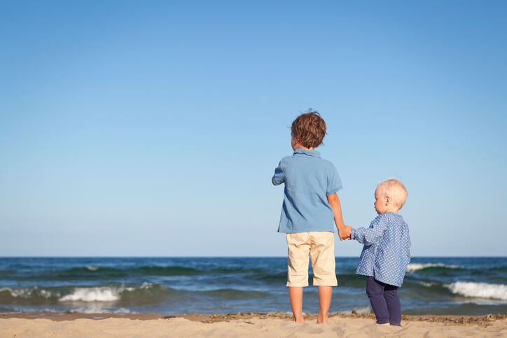 Little Kid and Big Kid Playdate Tips