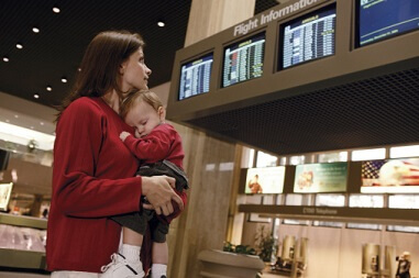10 Tips to Make Air Travel with Baby Easier