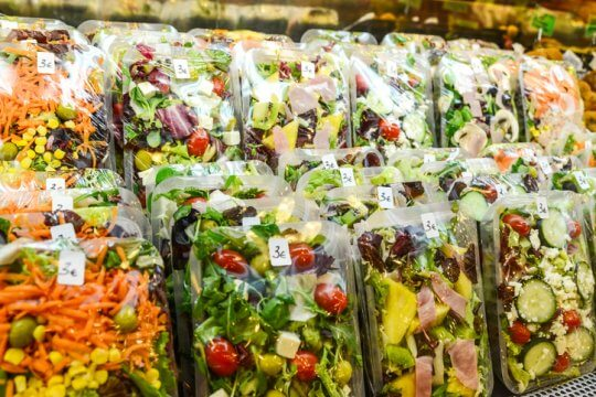 Ready To Eat Healthy Salads for sale