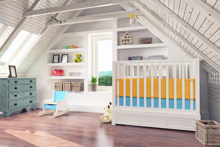 How To Setup a Baby Nursery