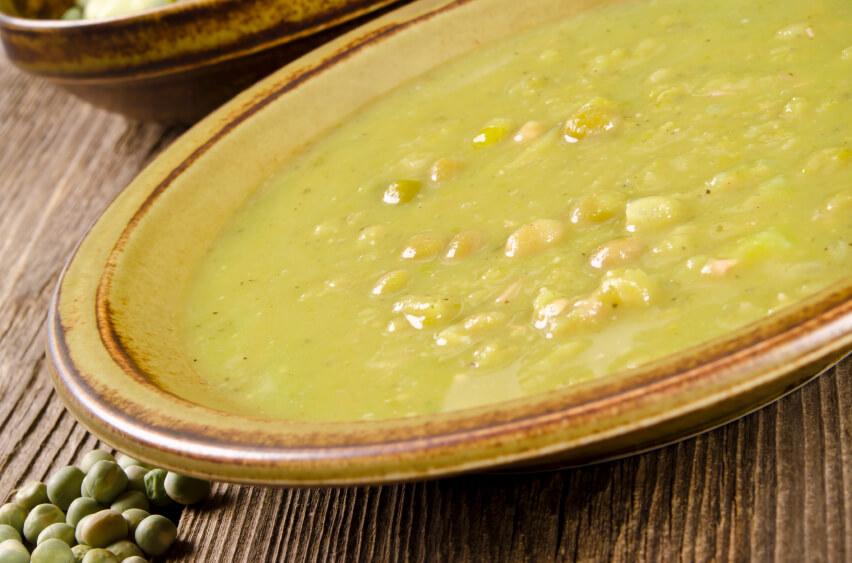 puree lentil soup