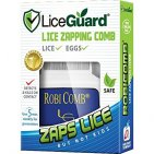 LiceGuard RobiComb - Lice-Zapping Comb