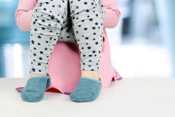 Kid Won't Poop on the Potty? Don't Be So Surprised!