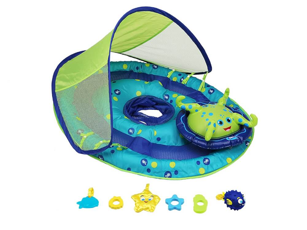 Swimways Floating Activity Center