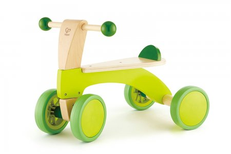 Hape Scoot Around Wooden Balance Bike