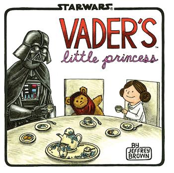 vaders little princess book