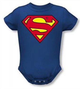 kids superman onesie