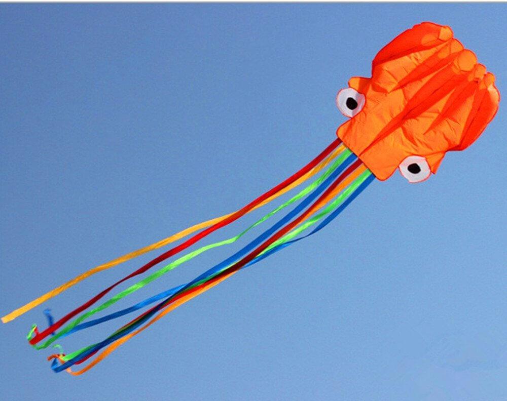 an octopus kite