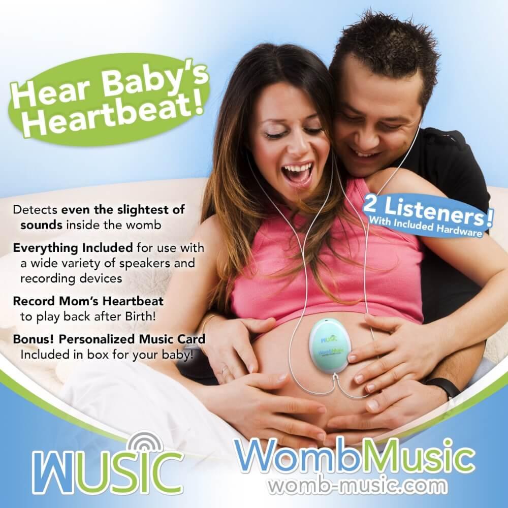 womb music CD