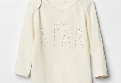 Baby Gap's Organic Cotton Clothing