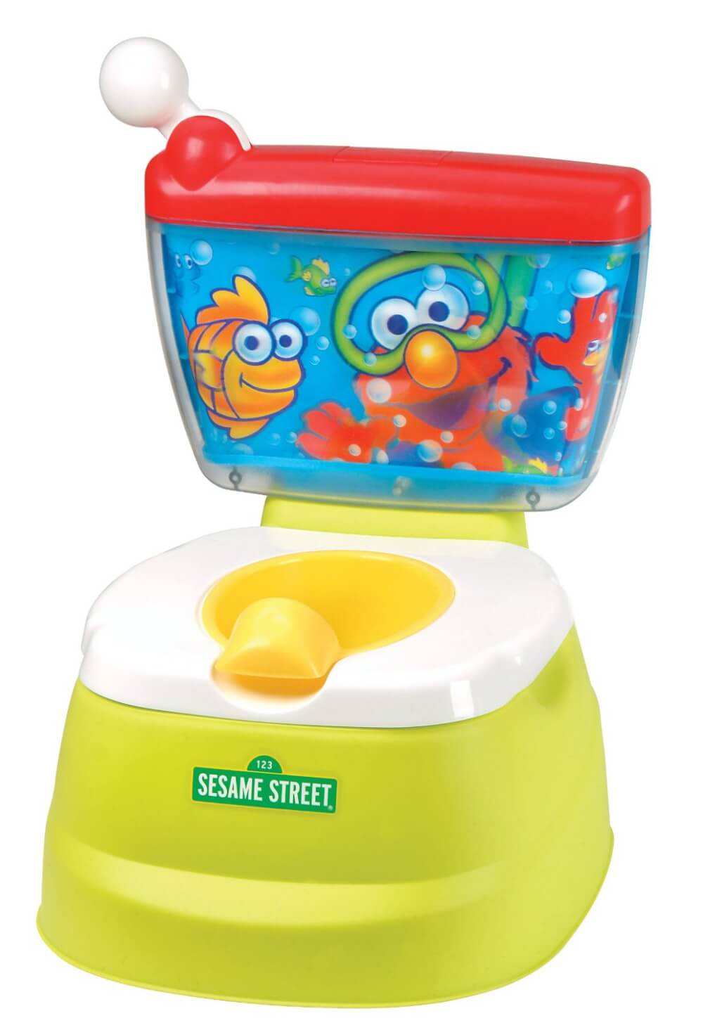 Sesame Street Elmo Adventure Potty Chair