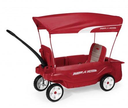 kid pull cart