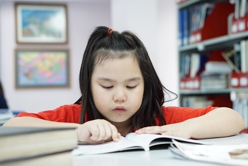 Focus on developing your children's reading confidence, not their skill.