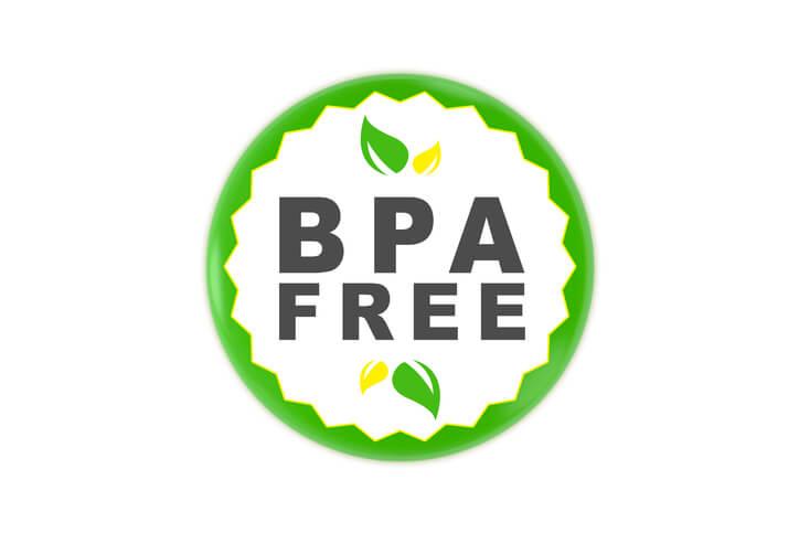 Bisphenol A Free badge